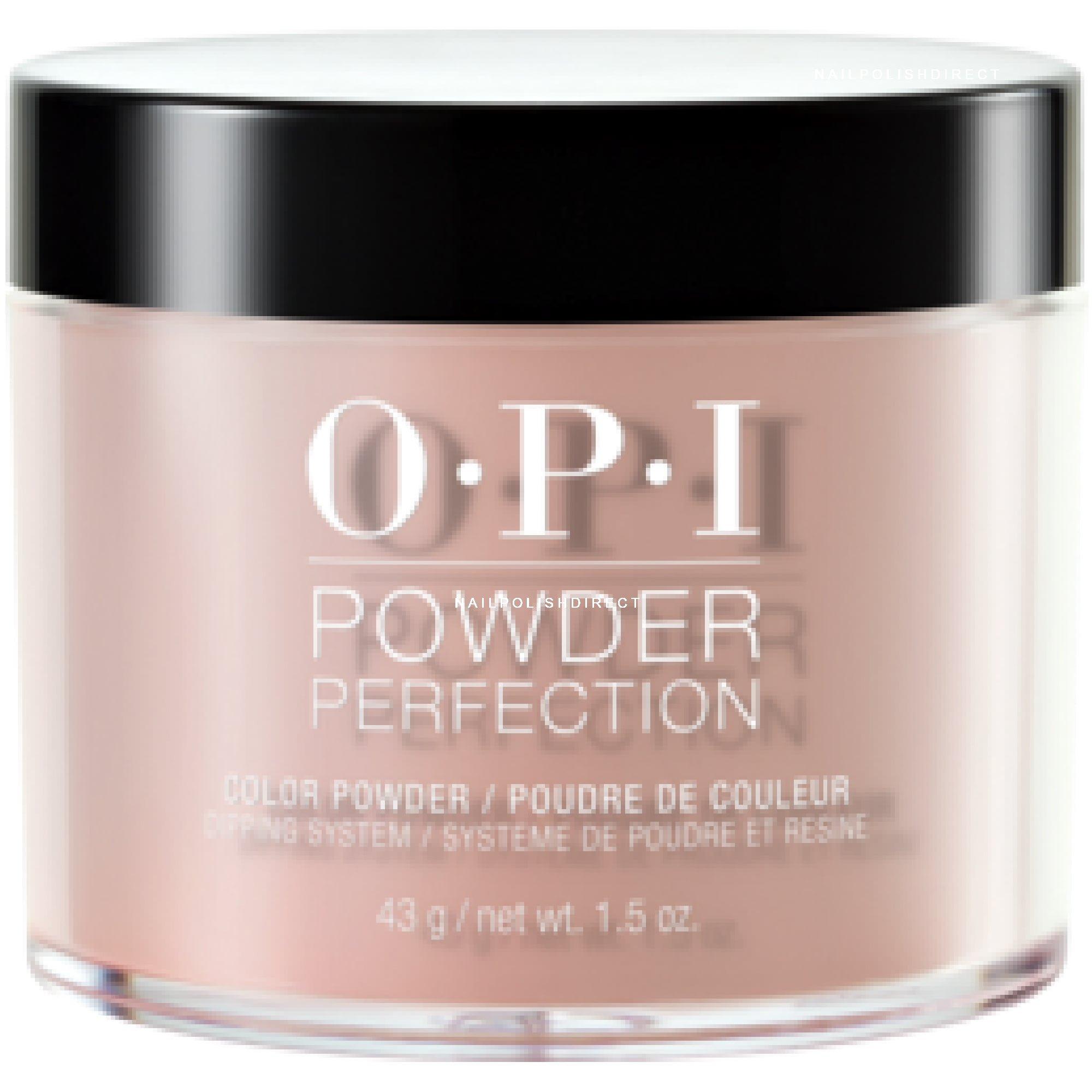 Opi Powder Nail Polish Kit: Do You Take Lei Away? (DP H67) 43g
