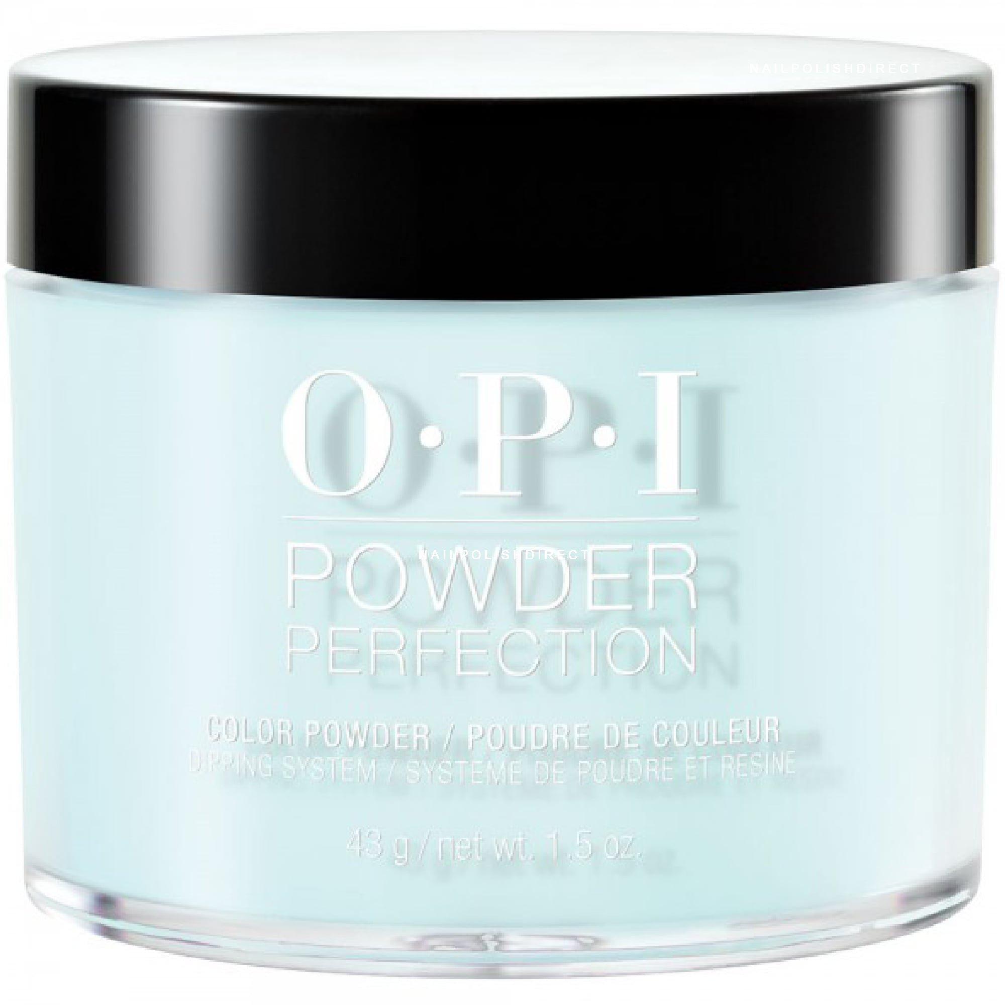 Opi Powder Nail Polish Kit: Gelato On My Mind (DP V33) 43g