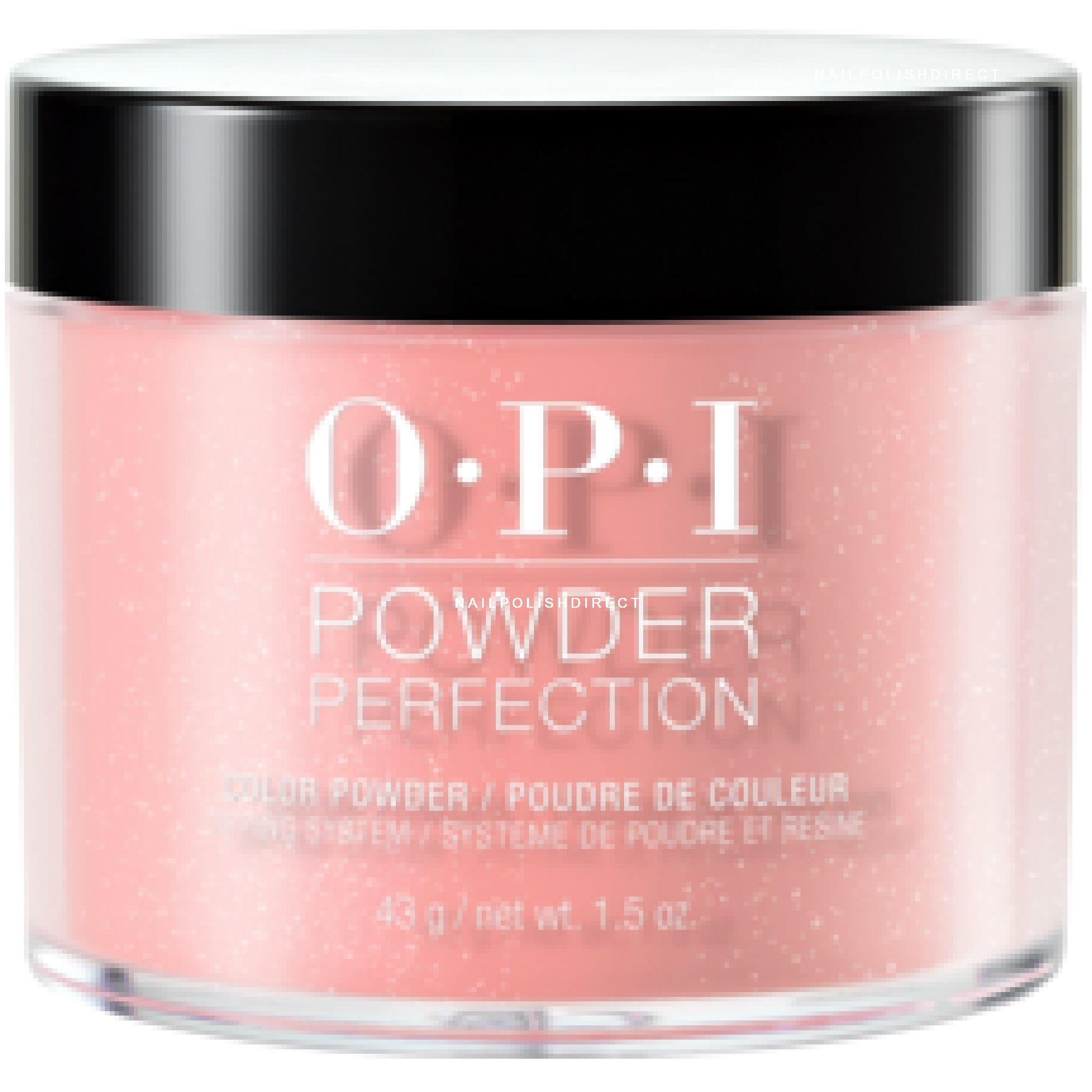 Opi Powder Nail Polish Kit: Humidi-Tea (DP N52) 43g