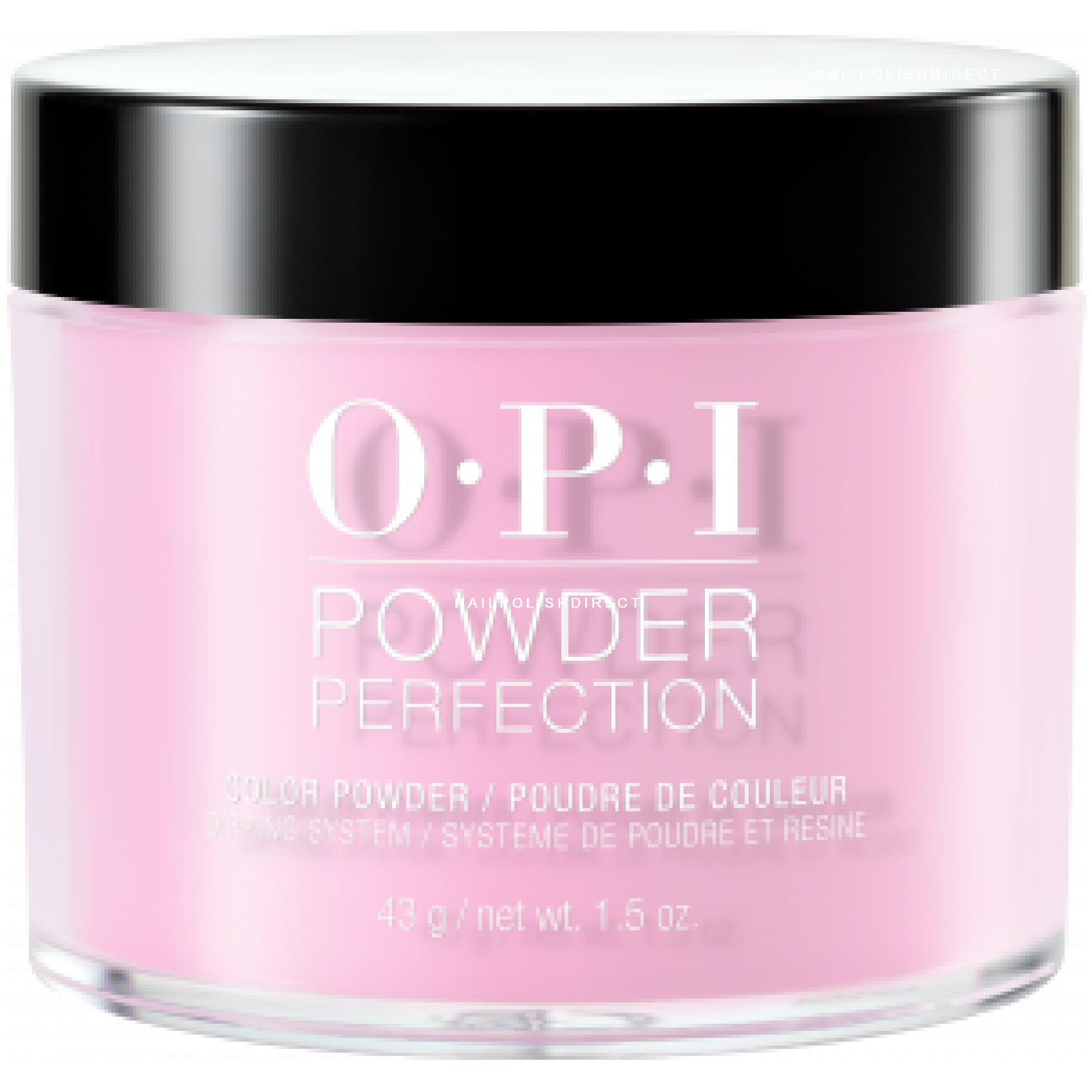 Opi Powder Nail Polish Kit: Mod About You (DP B56) 43g