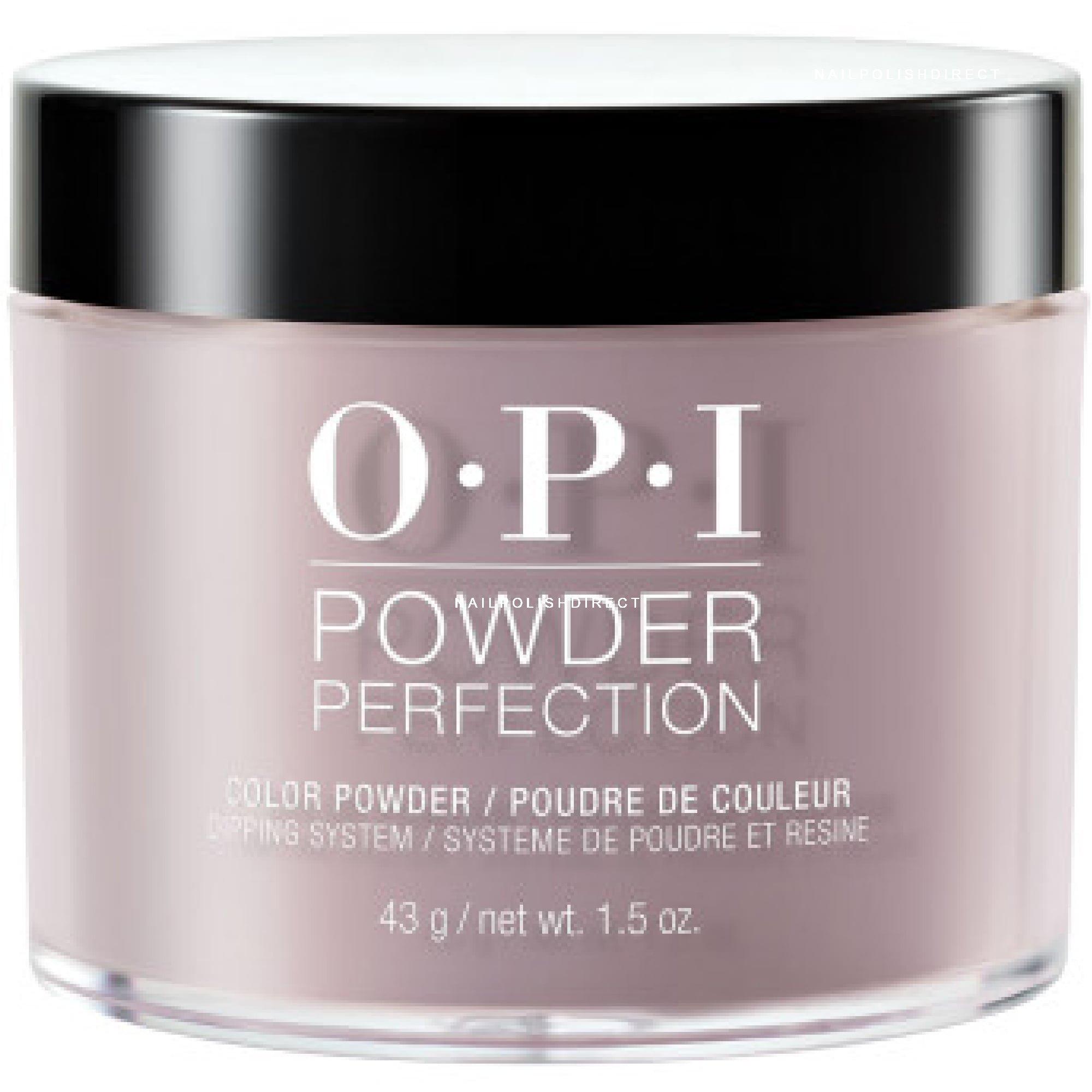 Opi Powder Nail Polish Kit: Taupe-less Beach (DP A61) 43g