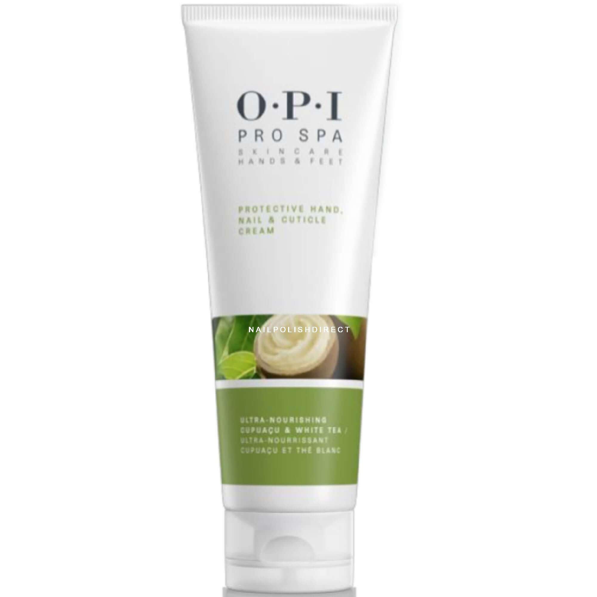 OPI Pro Spa - Protective Hand, Nail & Cuticle Cream 50ml