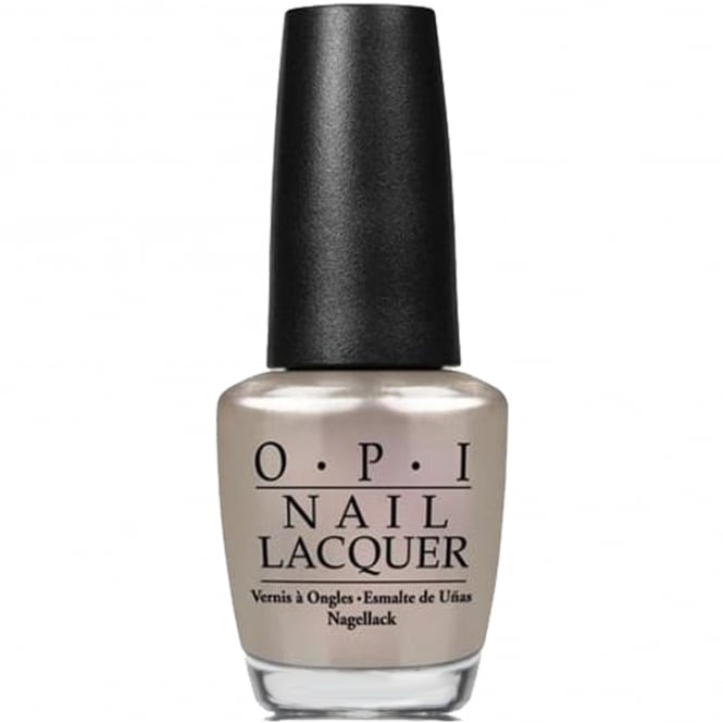 OPI Soft Shades Nail Polish Collection 2015 - This Silver's Mine 15mL (NL T67)