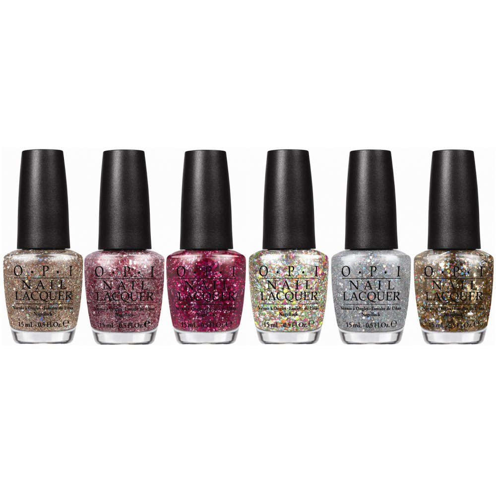 OPI Spotlight On Glitter 2014 Nail Polish I Reached My ...
