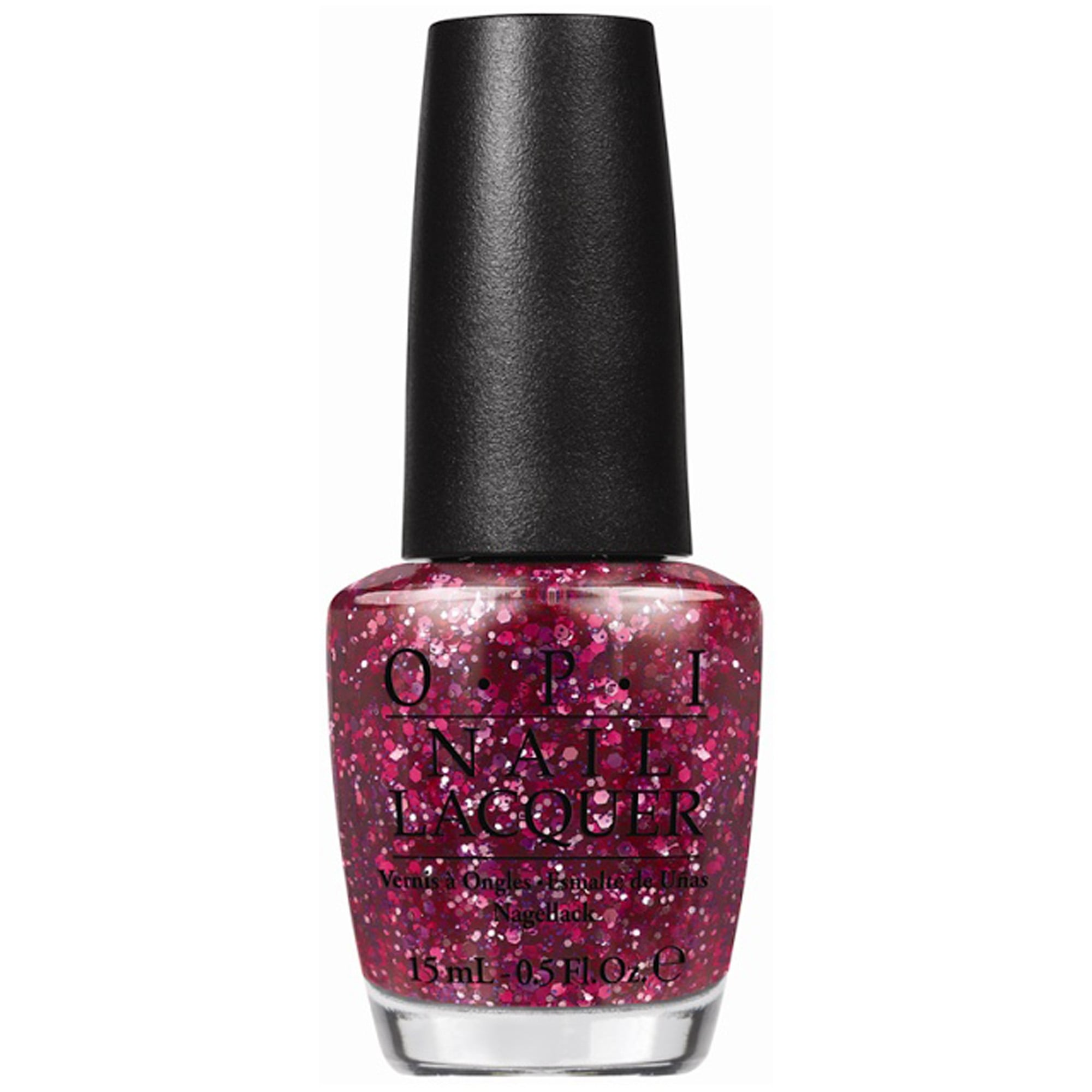 Green Glitter Nail Polish Uk: OPI Spotlight On Glitter Nail Polish Collection Blush Hour