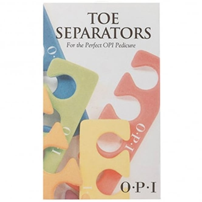 OPI Toe Separators For The Perfect Pedicure (12 Pieces)