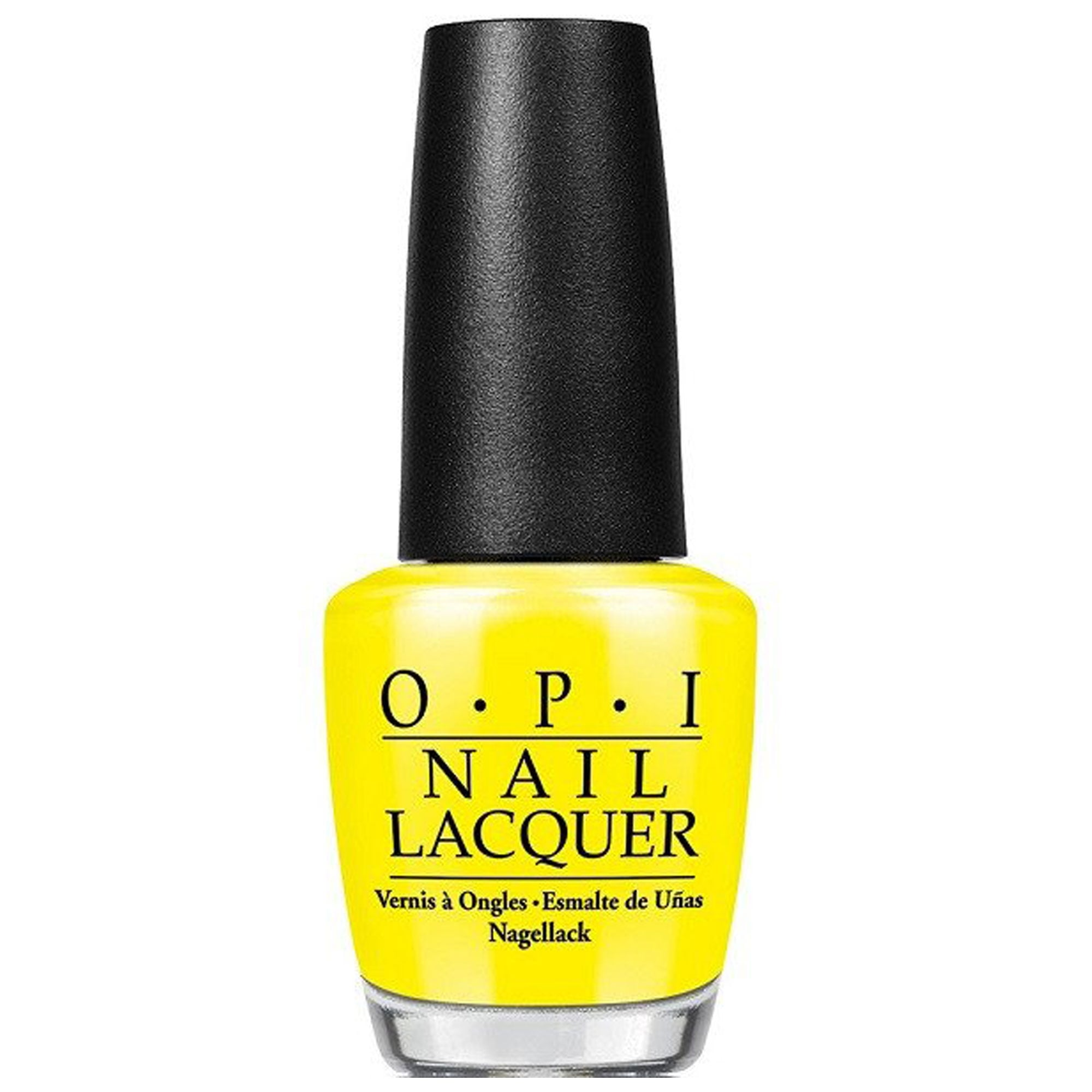 OPI Tru Neon- No Faux Yellow 15ml (NL BB8)