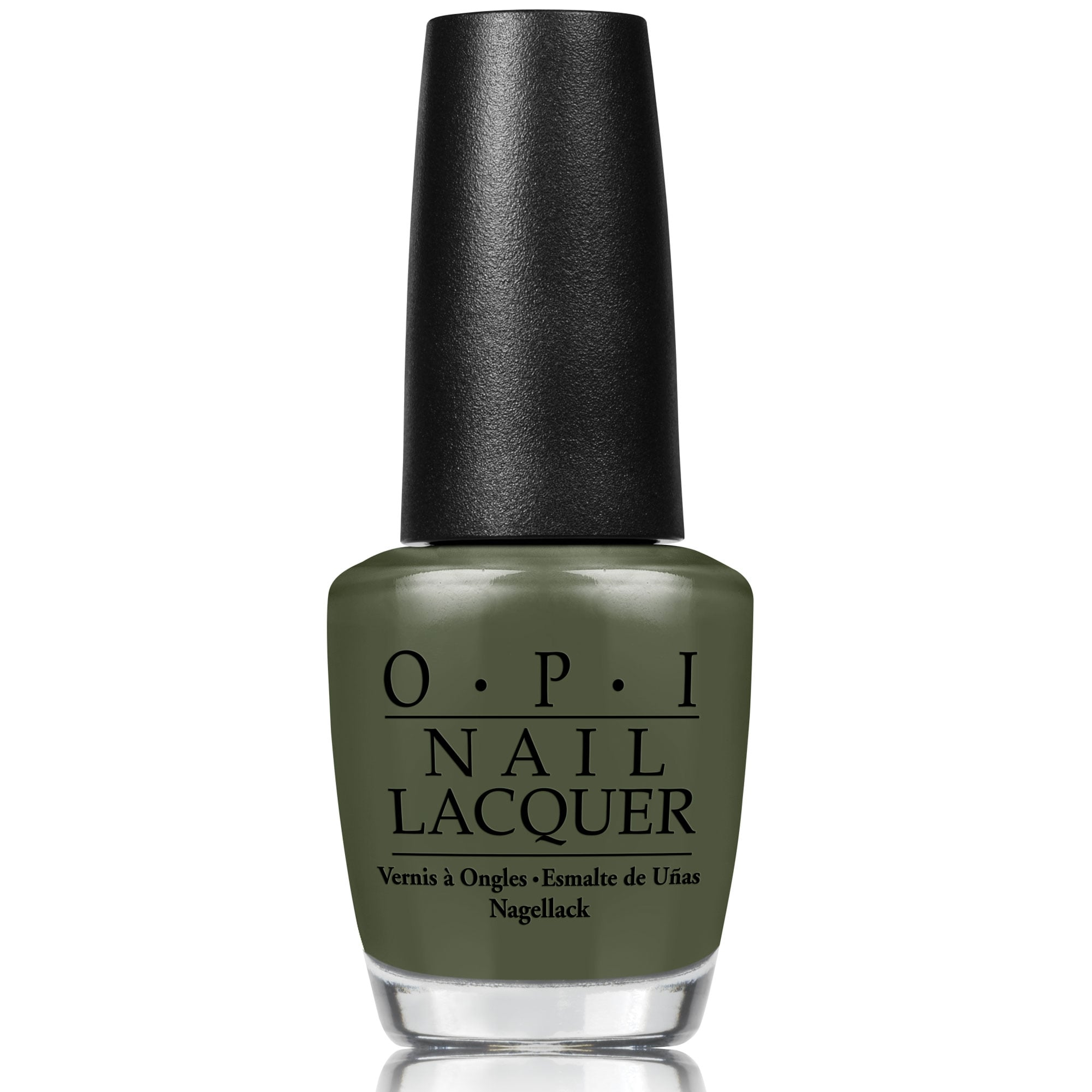 Green Nail Polish in OPI, Jessica, China Glaze, Essie & CND Vinylux