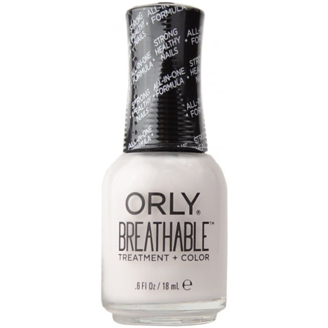 Orly Breathable Treatment & Nail Colour - Barely There 18ml (OR908)