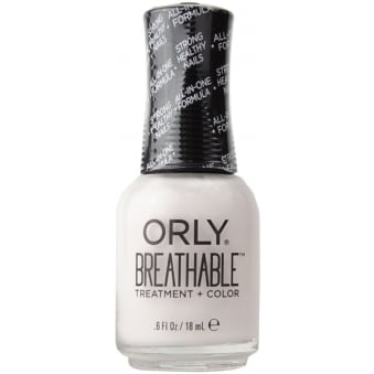 Breathable Treatment & Nail Colour - Barely There 18ml (OR908)
