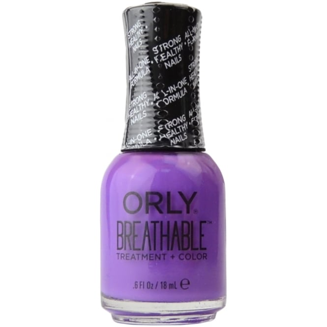 Orly Breathable Treatment & Nail Colour - Feeling Free 18ml (OR920)