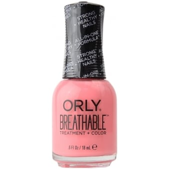 Breathable Treatment & Nail Colour - Happy & Healthy 18ml (OR910)