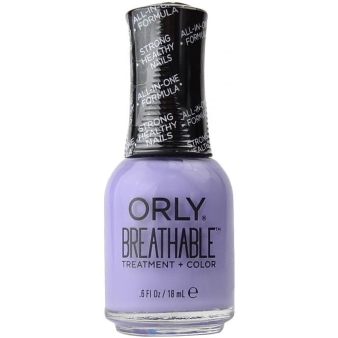 Orly Breathable Treatment & Nail Colour - Just Breathe 18ml (OR918)
