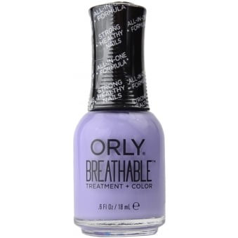 Breathable Treatment & Nail Colour - Just Breathe 18ml (OR918)