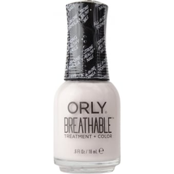 Breathable Treatment & Nail Colour - Light As A Feather 18ml (OR909)