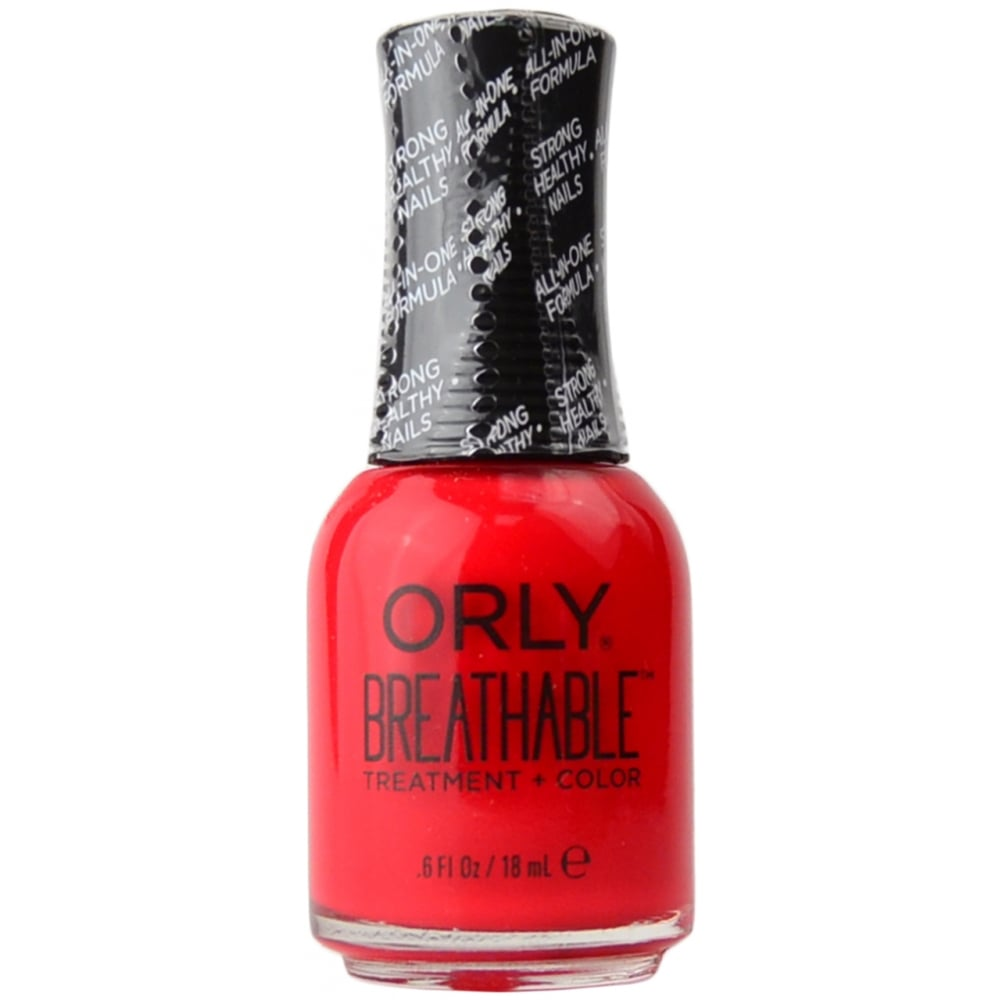 Orly Breathable Treatment & Colour - Love My Nails 18ml (OR905)