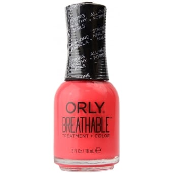 Breathable Treatment & Nail Colour - Nail Superfood 18ml (OR919)