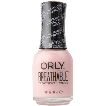 Breathable Treatment & Nail Colour - Pamper Me 18ml (OR913)