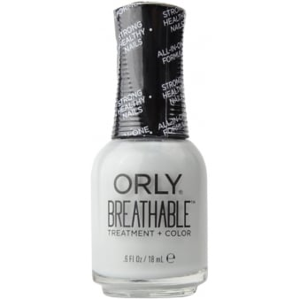 Breathable Treatment & Nail Colour - Power Packed 18ml (OR906)