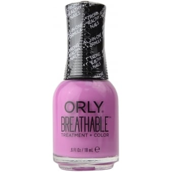Breathable Treatment & Nail Colour - TLC 18ml (OR114)