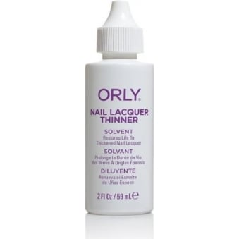 Nail Lacquer Thinner - 59 mL - 2 Oz