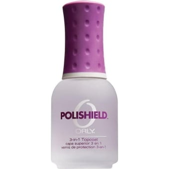 Polishield 3-in-1 Ultimate Top Coat 9ml