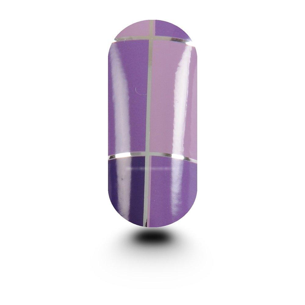 electric purple nail polish - photo #45