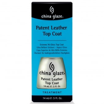 Patent Leather Top Coat - 14ml