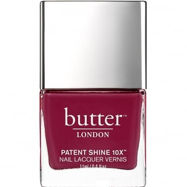 Patent Shine 10x Nail Polish Collection - Broody 11mL