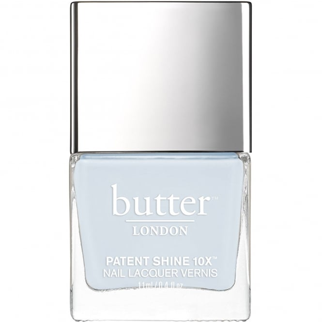 Butter London Patent Shine 10x Nail Polish Collection - Candy Floss 11ml