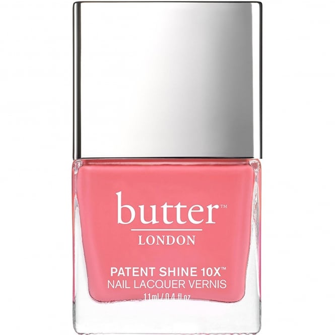 Butter London Patent Shine 10x Nail Polish Collection - Coming Up Roses 11ml