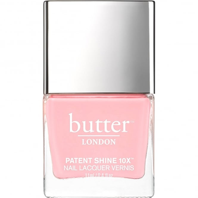 Butter London Patent Shine 10x Nail Polish Collection - Pink Knickers 11ml