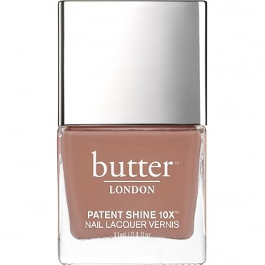 Patent Shine 10x Nail Polish Collection - Tea Time 11ml