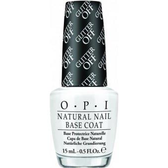 Peelable Nail Polish Basecoat - Glitter Off 15ml (NT B01)
