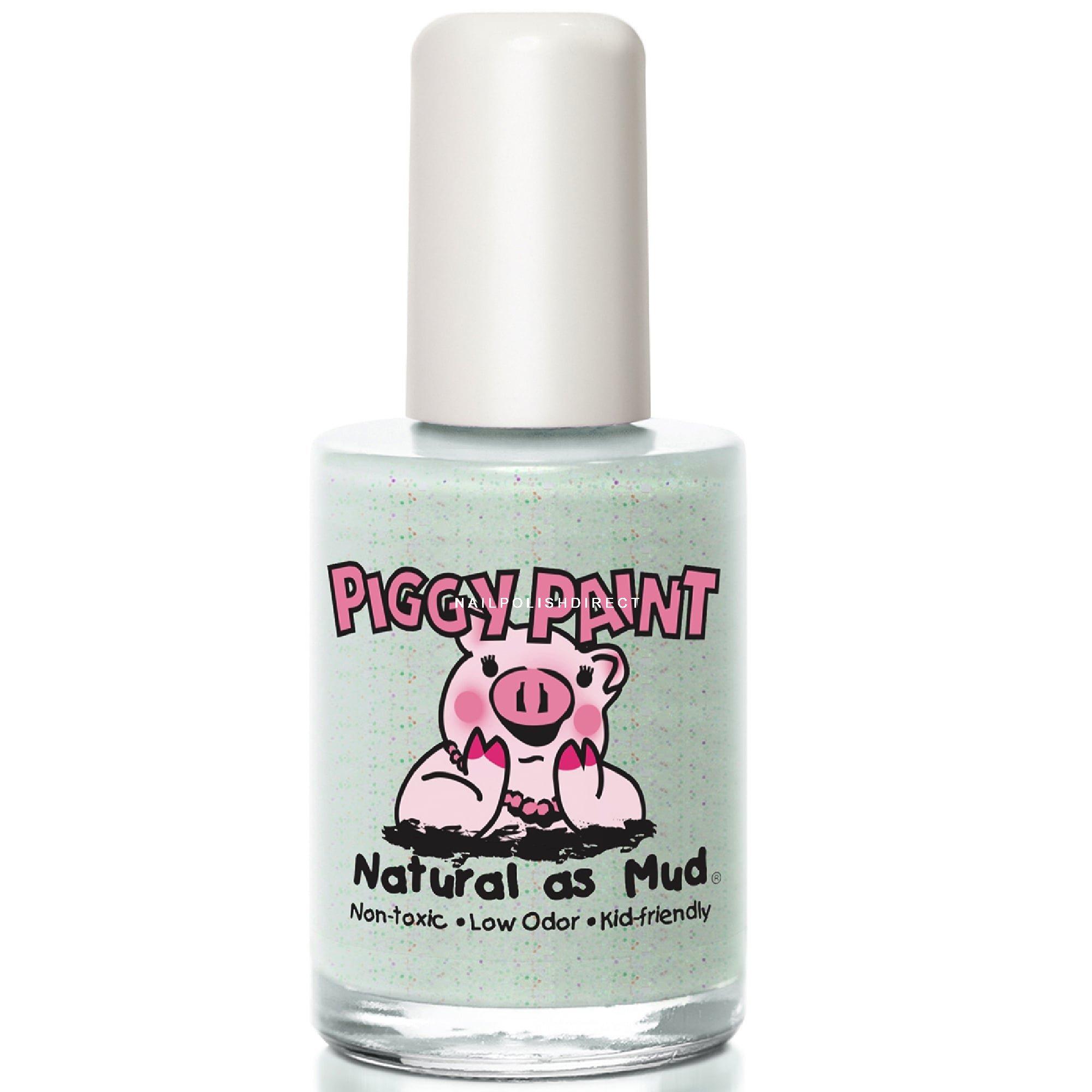 Piggy Paint Kid-Friendly Nail Polish - Glass Slippers (20) 15ml
