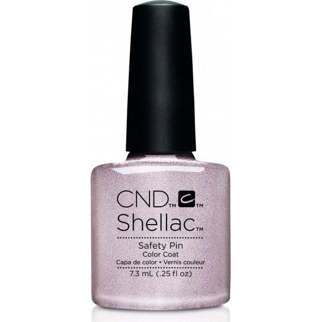 CND Shellac Power Nail Polish - Contradictions Collection - Safety Pin (7.3ml)