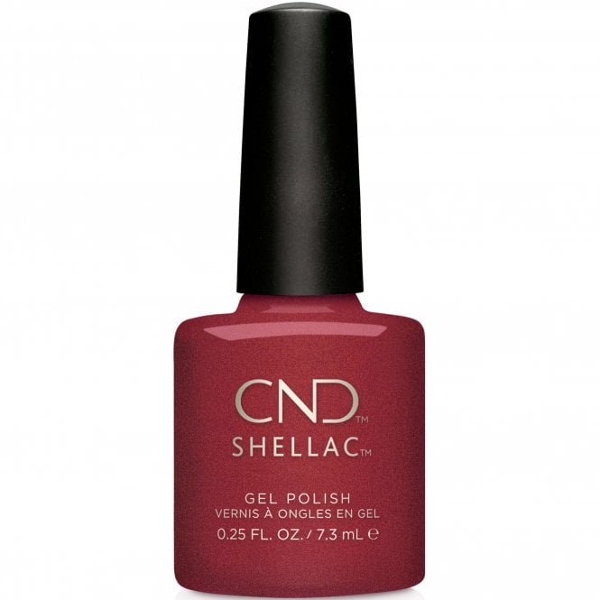 CND Shellac Power Nail Polish - Contradictions Collection - Tartan Punk (7.3ml)