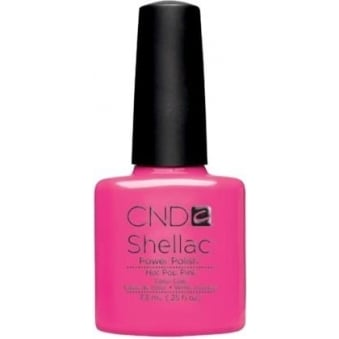 Power Nail Polish - Hot Pop Pink (7.3ml)