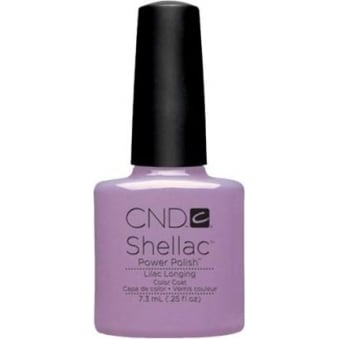 Power Nail Polish - Lilac Longing (7.3ml)