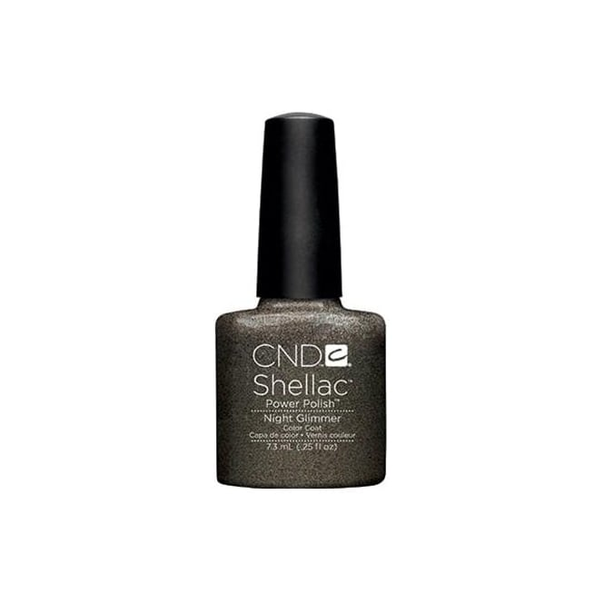 CND Shellac Power Nail Polish - Night Glimmer (7.3ml)