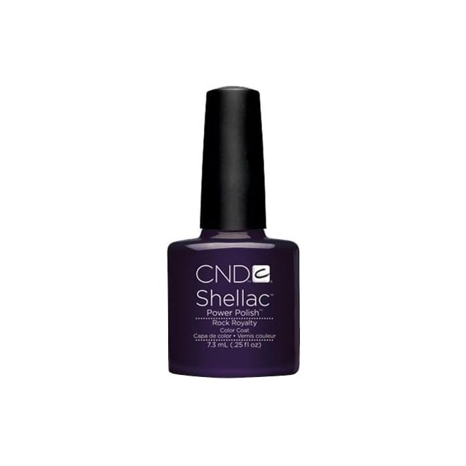CND Shellac Power Nail Polish - Rock Royalty (7.3ml)