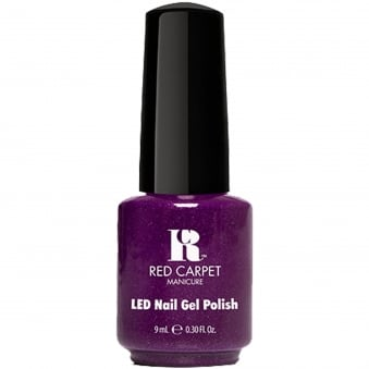Power Of The Gem BirthStone LED Nail Polish Collection - Amethyst 9ml (277)