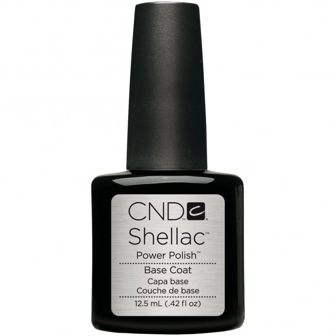 CND Shellac Power Polish - Base Coat 12.5ml
