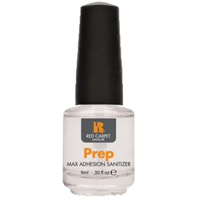 Red Carpet Manicure Gel Prep Max Nail Adhesion Sanitize 9ml