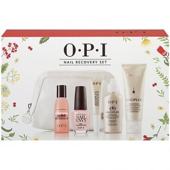 Preping Manicure & Pedicure - Recovery Set (5 Piece)