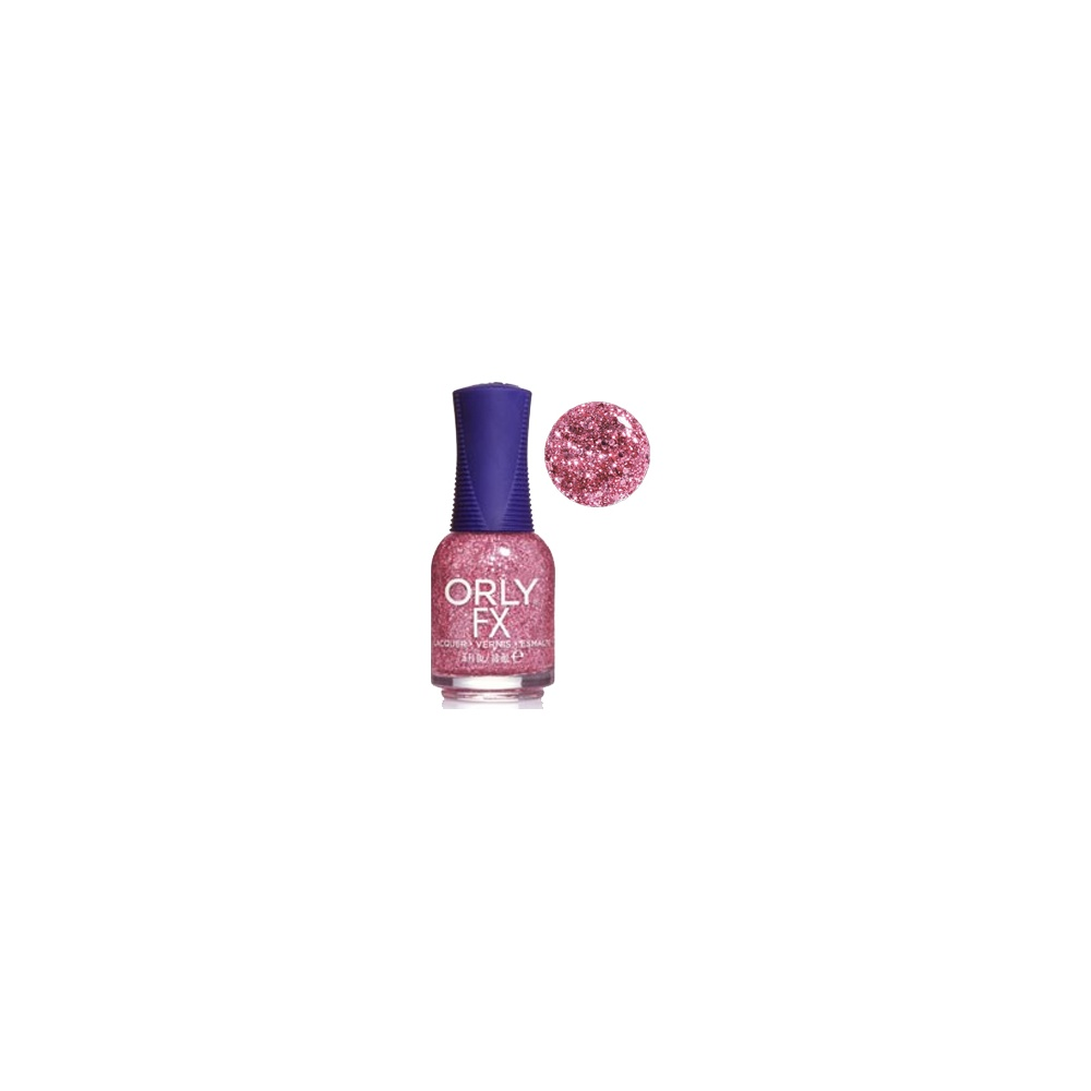 Green Glitter Nail Polish Uk: Orly Pretty In Pink Collection 2013