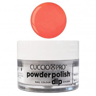 Pro Powder Polish Nail Colour Dip System - Coral With Peach Undertones 14g (55425)