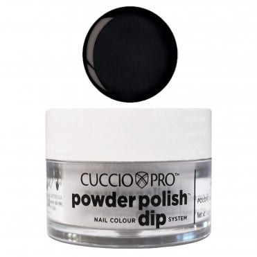 Pro Powder Polish Nail Colour Dip System - Midnight Black 14g (55375)