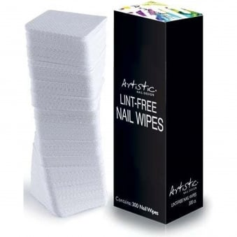 Professional Lint Free Nail Wipes (300 Pieces)