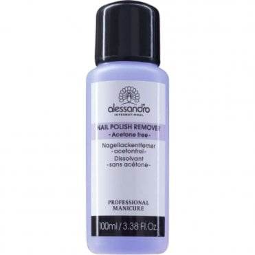 Professional Manicure - Acetone Free Nail Polish Remover 100ml